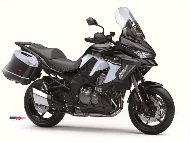 2019 Kawasaki Versys 1000 India launch price Rs 10.69 L