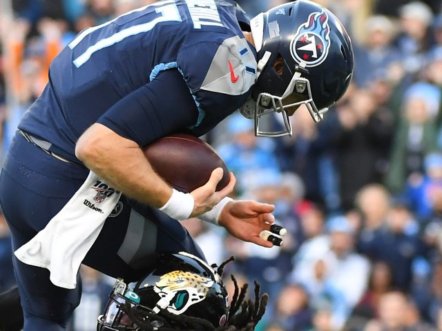 Can Ryan Tannehill and the Titans really keep this up?