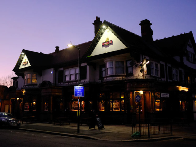 News Pubs and Old Favourites #1: The Forester, Ealing