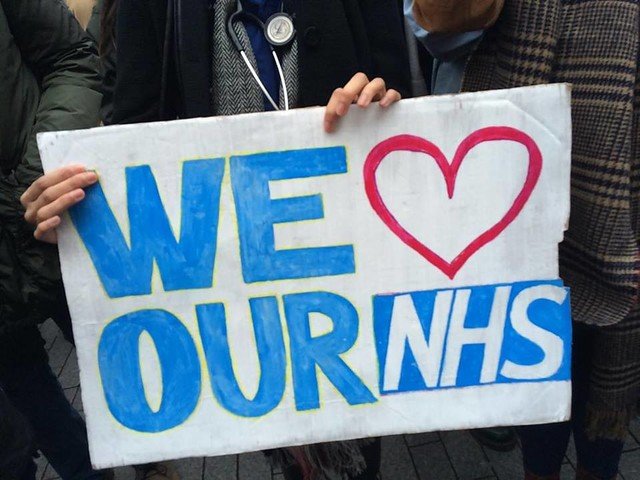 72 years of the NHS: Why we need to fight for our health service more than ever