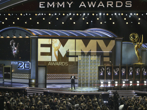 Politics in the air as Emmys get underway