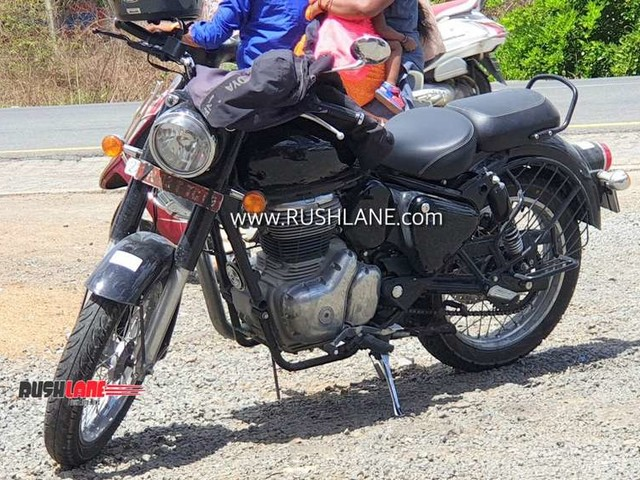 2020 Royal Enfield Classic spied up close – New details