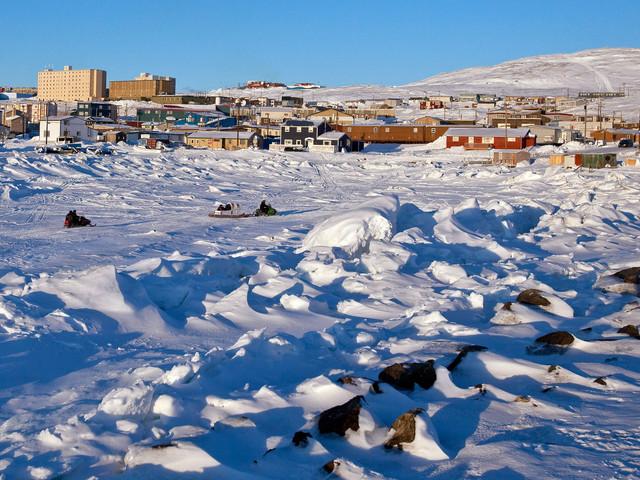 Coronavirus: how Arctic Canada kept Covid-19 at bay