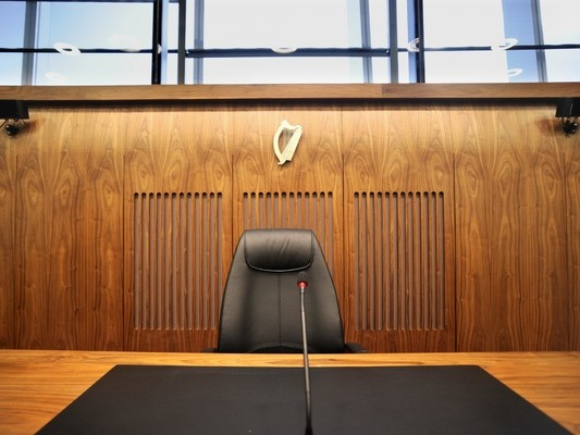 Man who led gardaí on high speed car and crashed outside school chase is jailed
