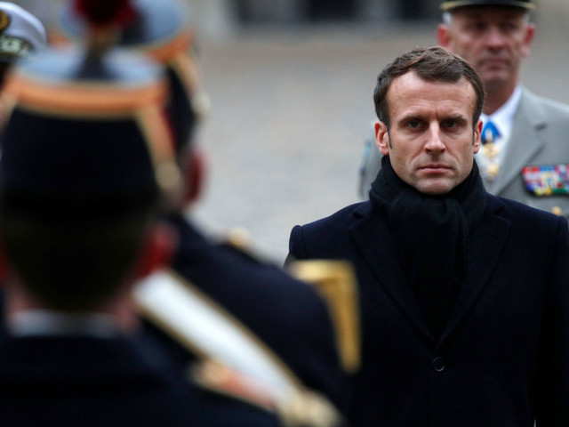 Can Emmanuel Macron save his presidency?