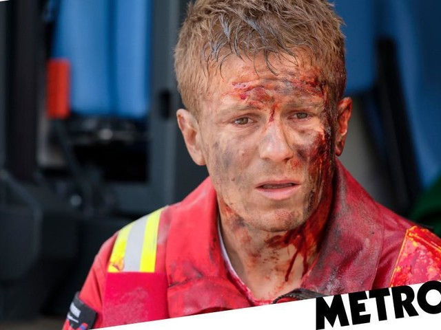 Who will die in tonight's Casualty terrorist attack?