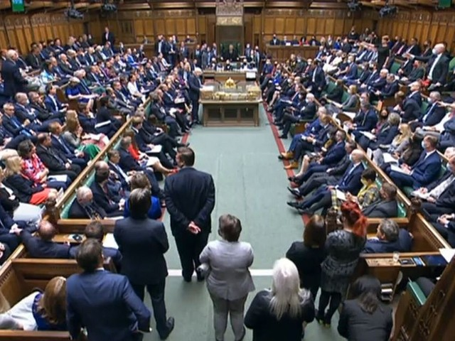 MPs Condemned By Staff Unions For Failing To Wear Masks In Parliament