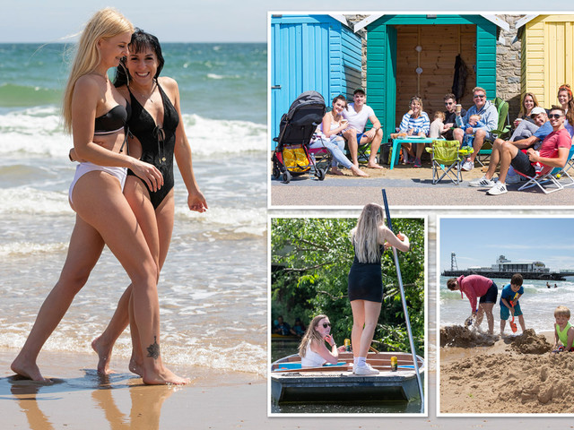 UK weather forecast – Britain to be warmer than Ibiza this week with temperatures hitting 30C