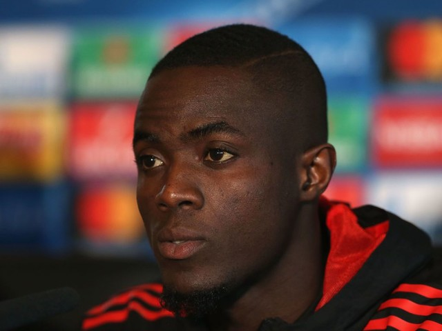 The 11 Manchester United games Eric Bailly is set to miss after injury set back
