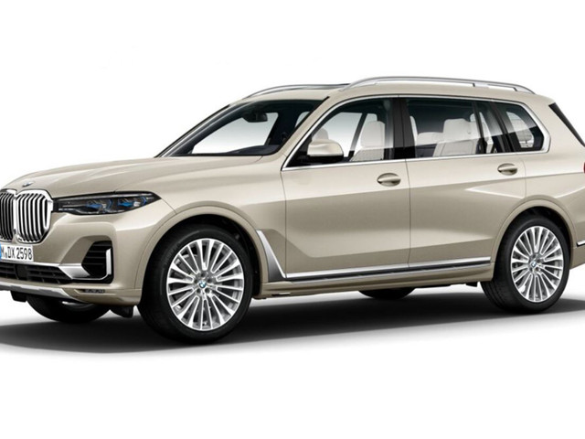 BMW X7 for India to be sold in two trims