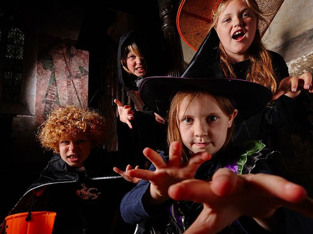 Halloween 2017: 10 spooky family-friendly things to do in London with the kids