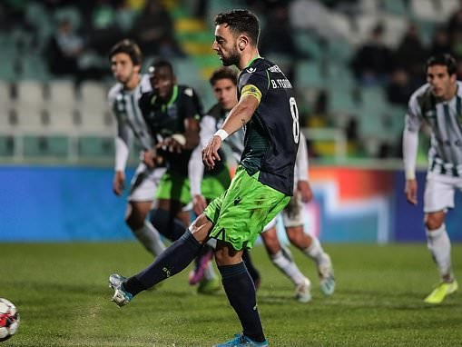 Manchester United set to hold further talks with Sporting Lisbon over deal for Bruno Fernandes