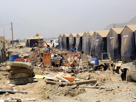Death toll rises to 113 in Peru floods, mudslides