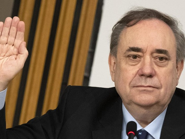 Police warned Government not to go public about Salmond investigation