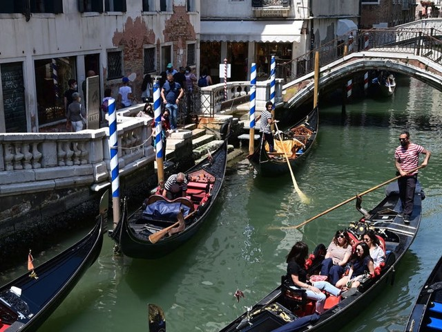 Tourists to Venice will soon have to pay an entry fee as the city moves to better handle 'overtourism'