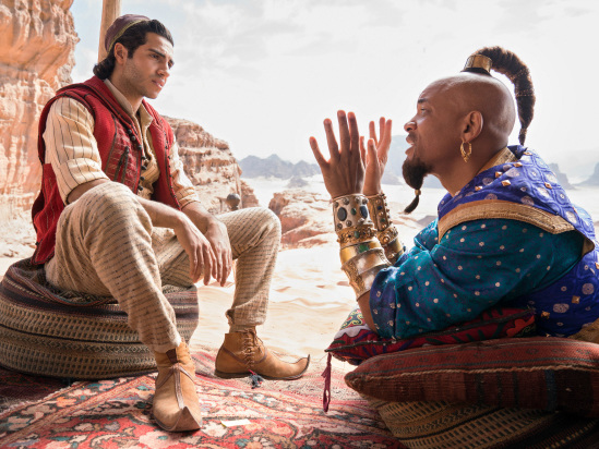 'Aladdin' (2019) Film Review: Guy Ritchie Delivers Chintzy Live-Action Remake With Will Smith