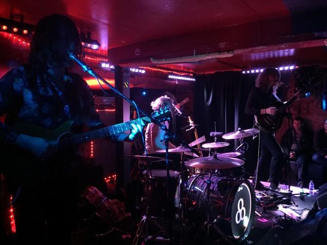 Demob Happy: Broadcast, Glasgow – live review