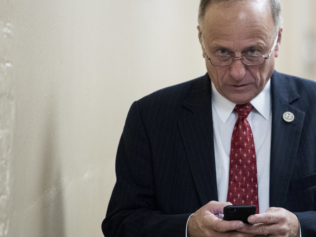 Rep. Steve King Tweets Latina Constituent: 'Do You Always Lie In English?'