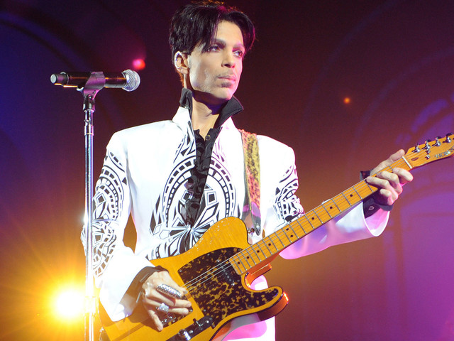 New Prince Music Surprise-Drops Before First Anniversary Of His Death