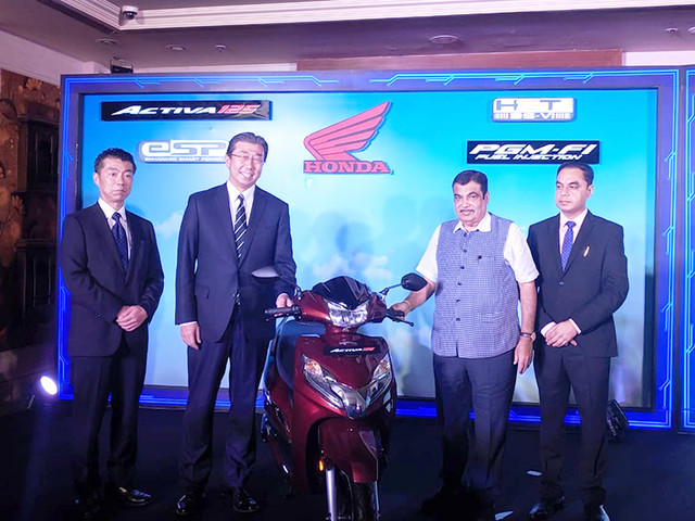 Honda Activa 125 FI BS6 launched at Rs 67,490