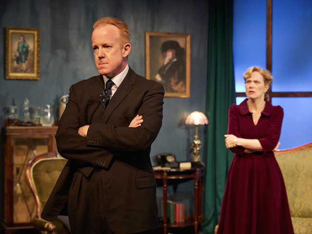 Theatre Review: Black Chiffon At Park Theatre