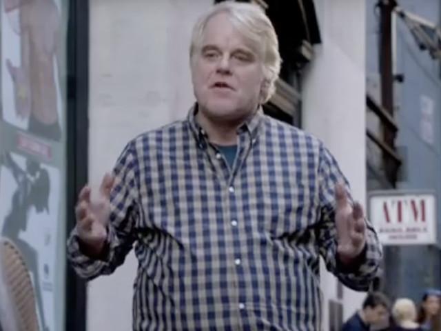 Watch Philip Seymour Hoffman's Offbeat Performance in the Unaired 'Happyish' Pilot