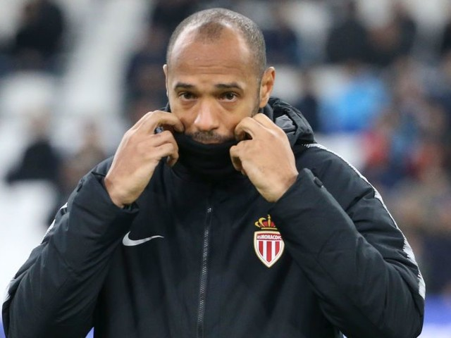 Monaco boss Thierry Henry to beat Arsenal to Gelson Martins transfer