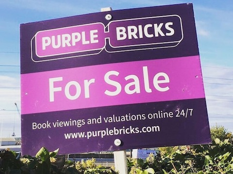One growth share I'd buy over Purplebricks Group plc right now