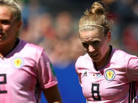 Japan 2-1 Scotland: Experienced players must 'up game' against Argentina - Kim Little