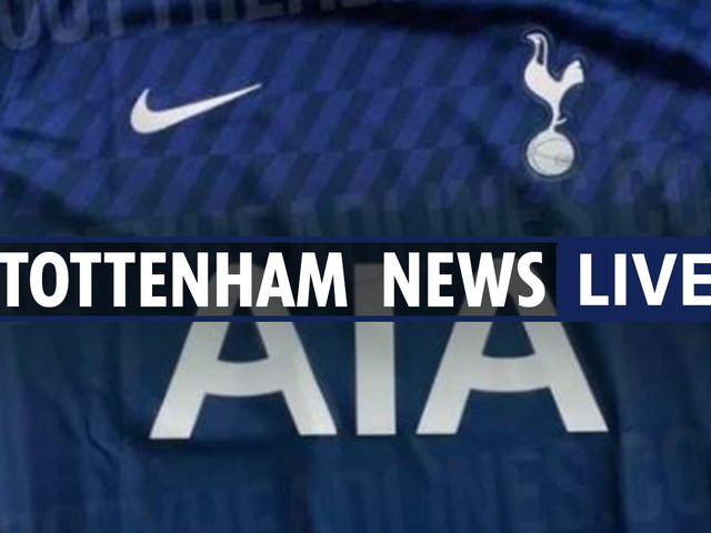 1pm Tottenham transfer news LIVE: New away kit, Eriksen and Trippier to Atletico Madrid LATEST, Correa offered in exchange