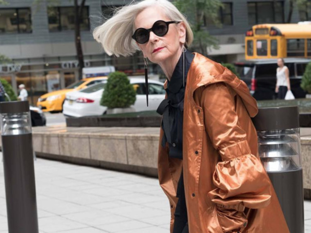 Accidental Icon: 64 Year-Old Fashion Blogger Dominates Instagram With Her Fierce Looks