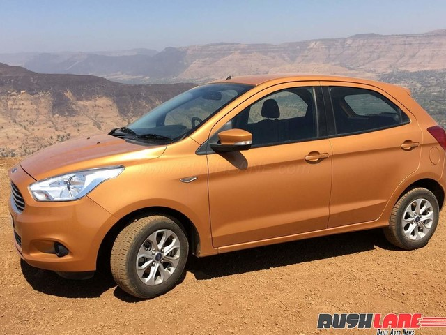 Ford India working on Maruti Baleno, Hyundai i20 rival – Launch by 2020