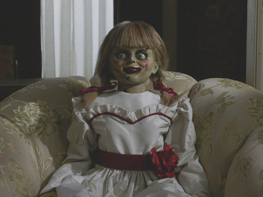 Film Review: 'Annabelle Comes Home'
