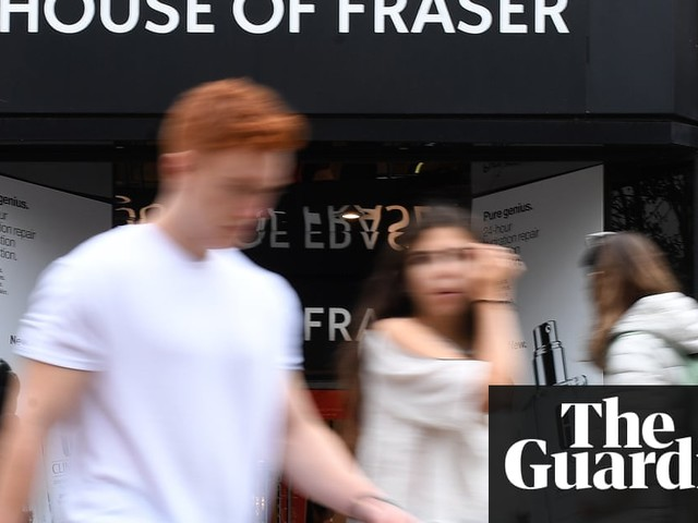 House of Fraser customers furious as Sports Direct fails to give refunds