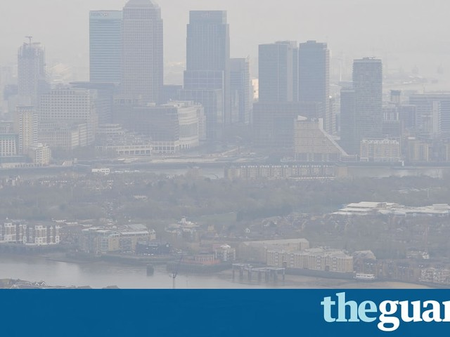 London's £10 T-charge comes into effect in fight against toxic car fumes