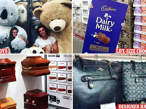 Costco Australia weird and wonderful items you can buy revealed