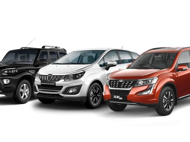 Mahindra June 2021 Discounts – Bolero, Scorpio, XUV300, XUV500
