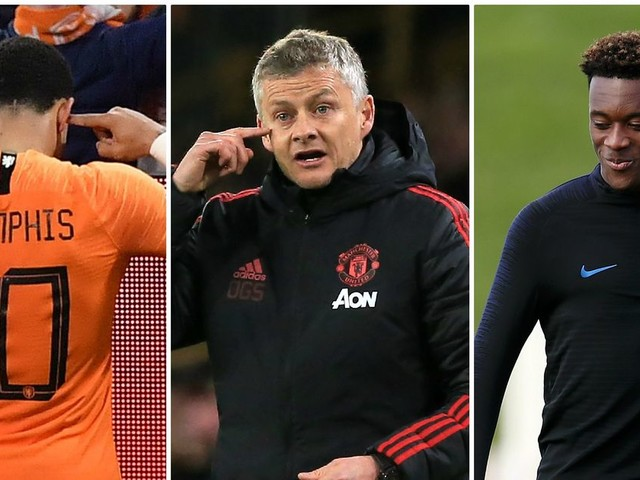 Manchester United news and transfers LIVE Memphis Depay scores for Holland and Callum Hudson-Odoi latest