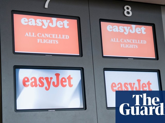 Was this just an easyJet ploy to get out of paying a refund?