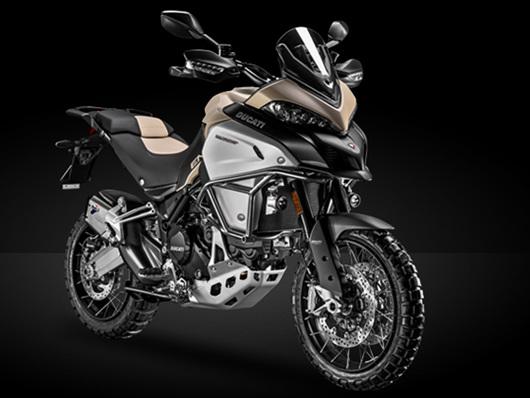 Ducati Multistrada 1200 Enduro Pro launched in Europe