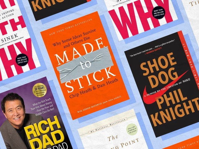 The 24 best business books, according to Goodreads members