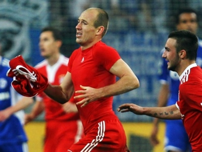 'Maybe Bayern can get Robben out of retirement!' – Muller jokes about bringing winger back for more Schalke magic