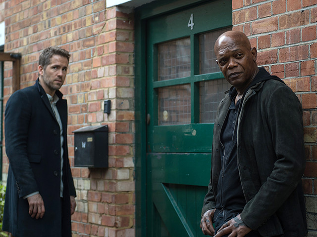 Box Office: 'Hitman's Bodyguard' to Lead Dismal Labor Day Weekend as 'Tulip' Wilts