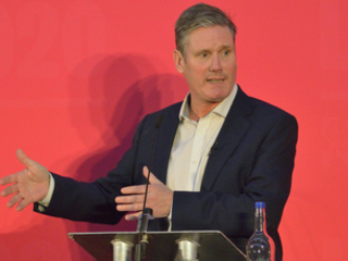 Labour conference: Party pledges to scrap business rates and boost green steel, amid row over energy nationalisation