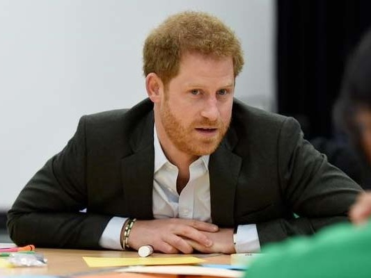 Prince Harry Says No One In Royal Family Really Wants To Wear The Crown
