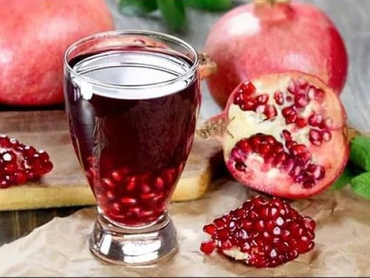 Weight Loss Here S How Drinking Pomegranate Anaar Juice Daily May