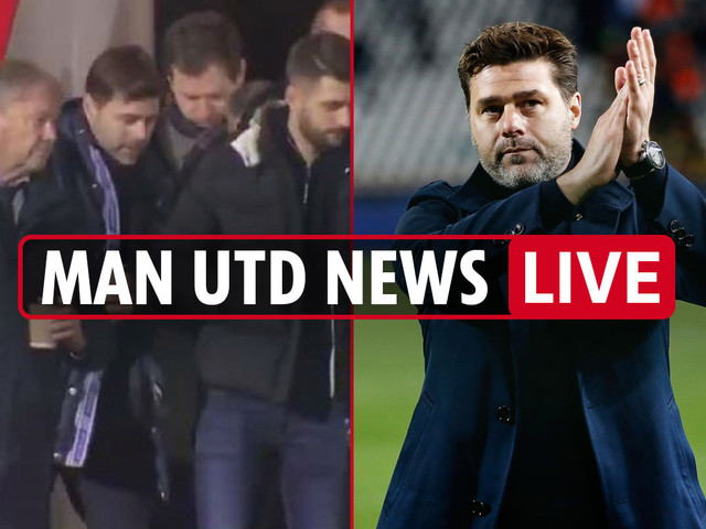 12.40pm Man Utd news LIVE: Pochettino meets Woodward advisor, Grealish AND Maddison £160m deal, Dembele summer transfer