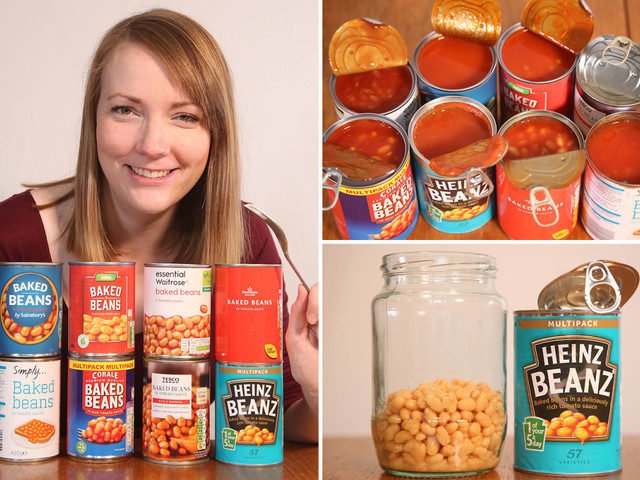 Tesco, Lidl and Asda baked beans cans have more than 50 per cent juice