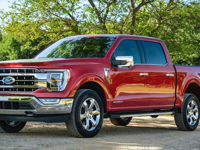 The all-new Ford F-150 was just revealed — here's a closer look at the market-leading pickup truck (F)