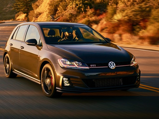 2019 VW GTI earns Top Safety pick award